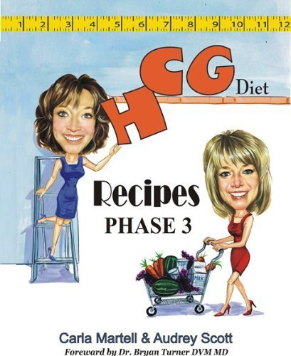 HCG Diet Recipes for PHASE 3 (3 Hcg Phase Recipes)