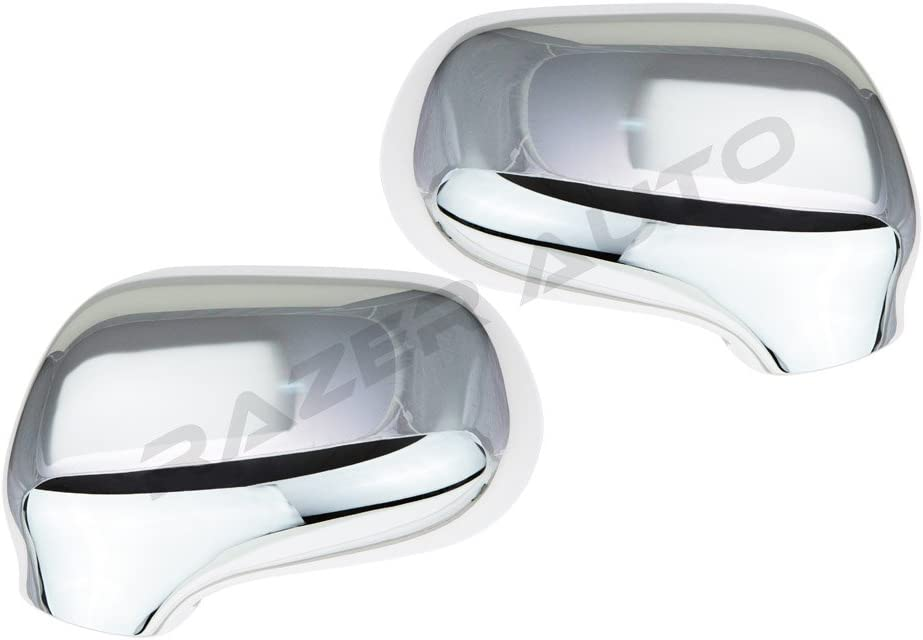 06-11 Honda Civic Triple Chrome Plated Mirror+4 Door Handle Cover for Sedan only