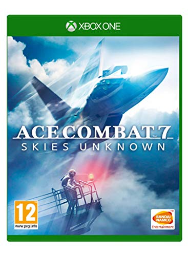 Ace Combat 7: Skies Unknown (Includes a digital download copy of 'ACE COMBAT 6: Fires of Liberation') (Flight Simulator Digital Download)
