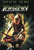 Tarzan And The Lost City poster thumbnail