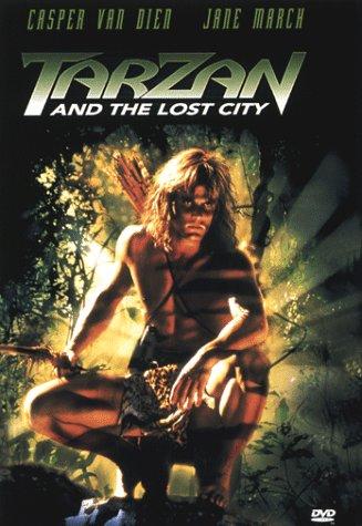 Tarzan and the Demolished City