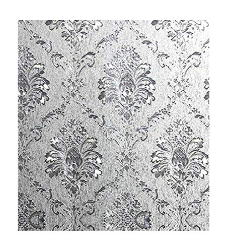 """Soqool Static Cling Window Film Decorative Window Covering for Home/Bathroom Glass Privacy Film 17.7"""" by 78.7"""", No Glue Vinyl Film Remove/Reuseable"""
