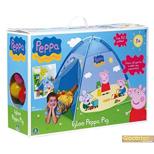 uk availability c913b 4d399 Peppa Pig Tenga Igloo 50 palle
