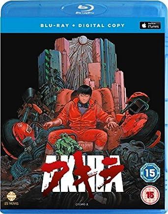 Amazon Com Akira Digital Copy Blu Ray Movies Tv