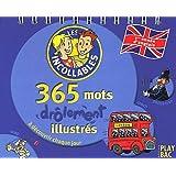 365 mots illustrés - Anglais - première année d'anglais