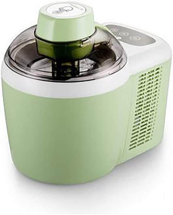 Soft ice cream machine, automatic mini homemade ice cream machine compressor, small ice cream machine, ice cream ice cream machine