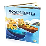 img - for Boats Built for Speed with Davey & Pearl (Green Toys Story Books) book / textbook / text book