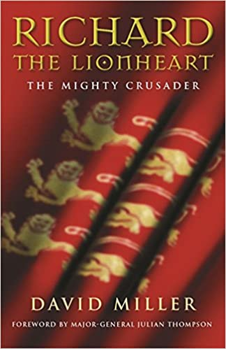 Book Richard the Lionheart: The Mighty Crusader (Great Commanders)