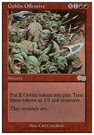 Magic: the Gathering - Goblin Offensive - Anthologies