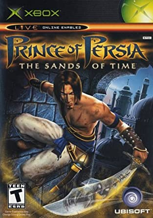 Prince Of Persia The Sands Of Time Us Import Amazon De Games