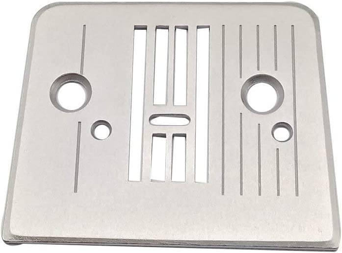 YICBOR XA3954121 - Plato de aguja para Brother LS2125B, LS2150 ...