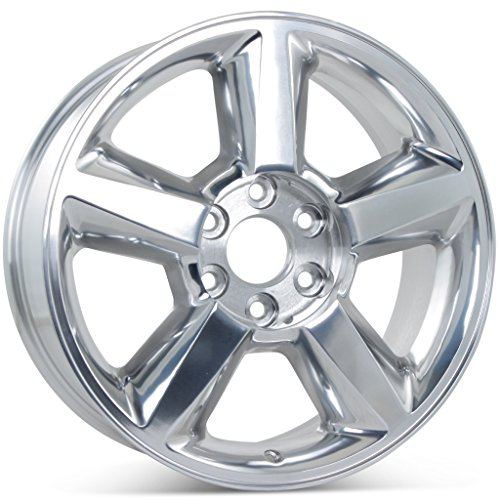 Chevy Factory Wheels - New 20
