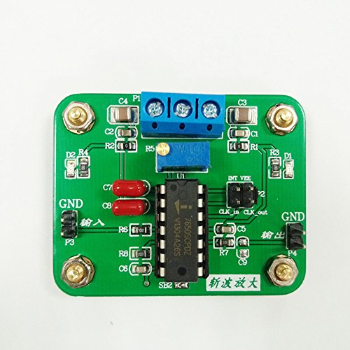 Slew Rate Operational Amplifier - 1 pc ICL7650 Chopper Steady Operational Amplifier Module 2MHz Wide Bandwidth high gain high Slew Rate