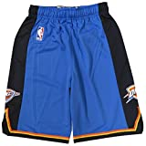 Oklahoma City Thunder Youth NBA Replica Shorts Royal (Medium)