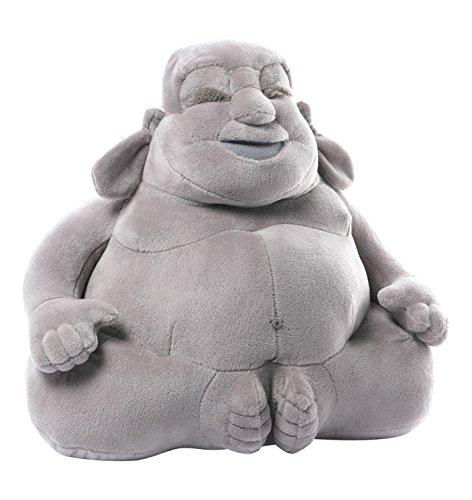 GUND Huggy Buddha Gray Plush, 11 inches (Buddha Doll)