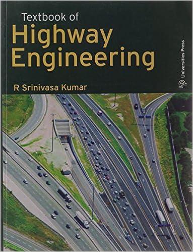 Highway Engineering Book