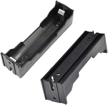 JZK 20 x Plástico Caja Soporte portapilas Caso para 18650 batería ...