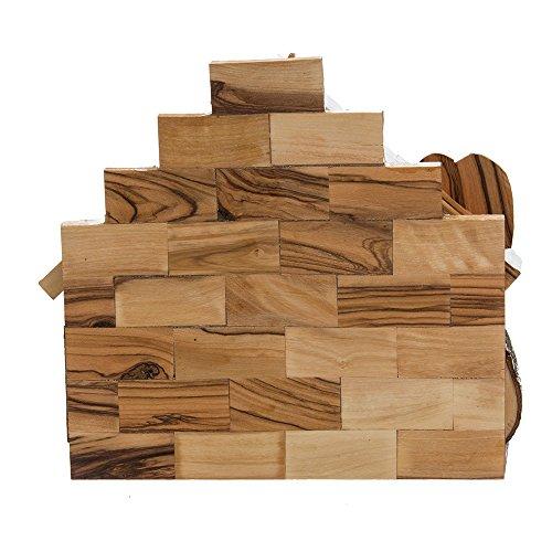 Kurt Adler LOC0003 7.9'' Olive Wood Nativity Music Box by Kurt Adler (Image #2)