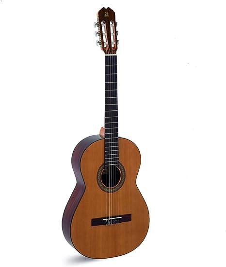 Guitarra Clásica Española Admira Málaga + Funda: Amazon.es: Instrumentos musicales