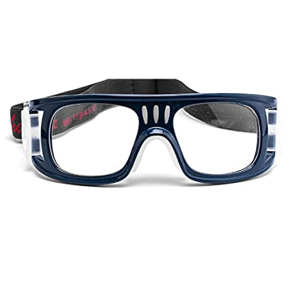 819cbee4923 Image Unavailable. Image not available for. Color  1 Pcs Men Women Safety  Sports Football Basketball Eye Protection Eyeglasses ...