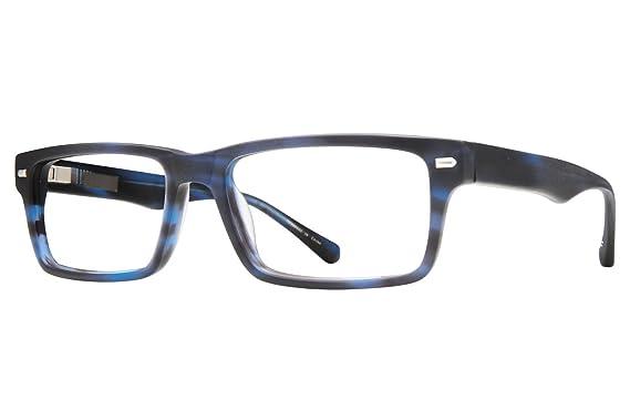 Amazon.com: Original Penguin Eye THE HUCK Navy Eyeglasses Size54 ...