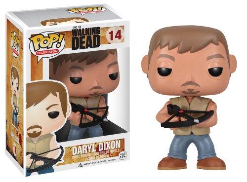 Funko POP Television: Walking Dead-Daryl (Television Pop Walking Dead)