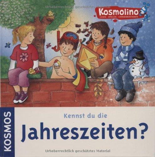Kosmolino-Buch: Kennst du die Jahreszeiten?
