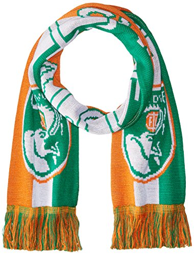 RUFFNECK National Soccer Team Ivory Coast National Team Scarves, Blue, One Size