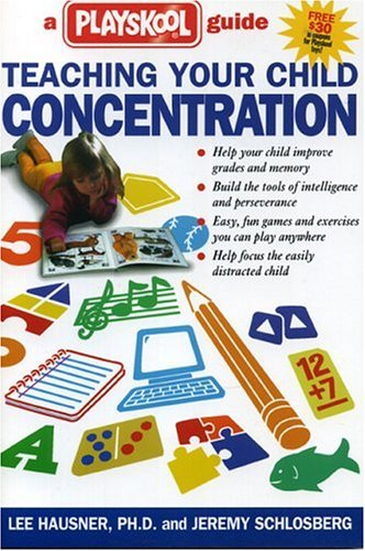 Teaching Your Child Concentration: A Pla - Playskool Guide Shopping Results