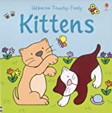 The Usborne Big Touchy Feely Book of Kittens (Touchy-Feely Board Books) (Luxury Touchy Feely)