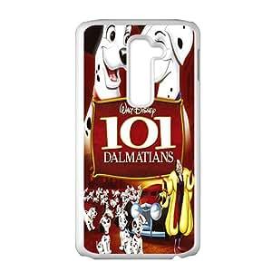 101 Dalmatians Case Cover For LG G2 Case