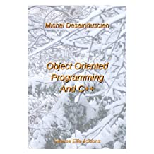 Object Oriented Programming and C++