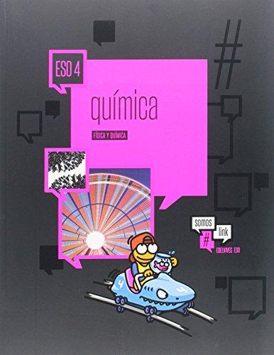 Fisica y Quimica(Dos Volumenes) 4º ESO (Somoslink) - 9788414003084
