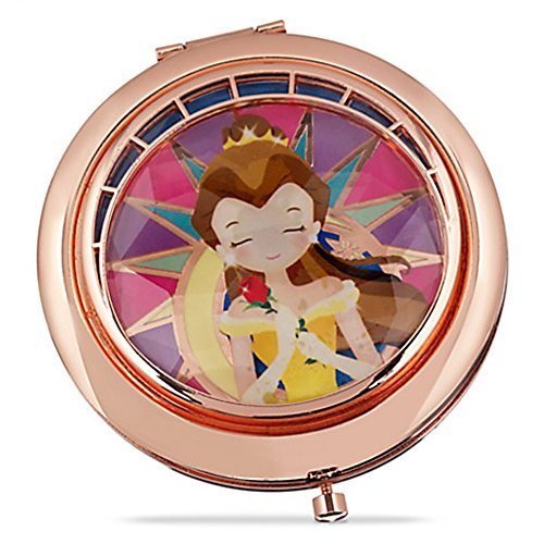 Disney Store Art of Belle Compact Mirror ~ Beauty and the Beast