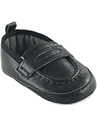 Boy's Slip-On Shoe For Baby Loafer Boat Shoe