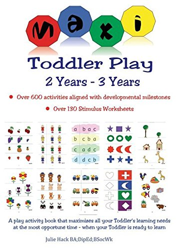 Maxi Toddler Play 2 years to 3 years