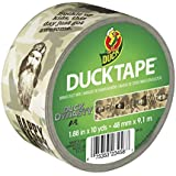 Duck Brand 240812 Duck Dynasty Printed Duct Tape, 1.88 Inches x 10 Yards, Single Roll