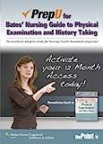 PrepU for Bates' Nursing Guide to Physical Examination and History Taking, Hogan-Quigley, Beth, 1451170491