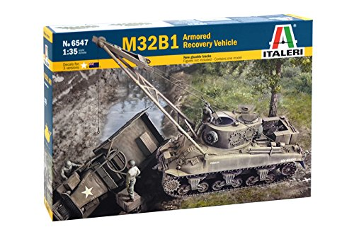 Italeri 6547S 1/35 M32 Recovery Vehicle for sale  Delivered anywhere in USA
