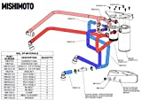Mishimoto MMBCC-F35T-15SBE Baffled Oil Catch Can