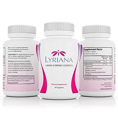 Lyriana Female Libido Enhancer & Natural Aphrodisiac