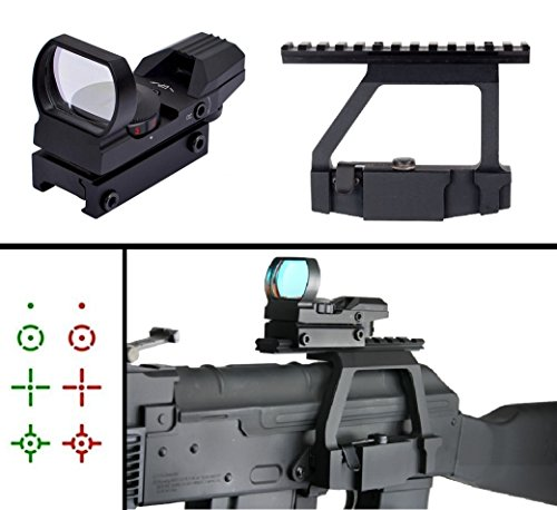 Ultimate Arms Gear AK 47/Saiga 7.62X39 Tactical QD Picatinny
