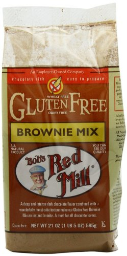 Bobs Red Mill Mix Gf Brownie