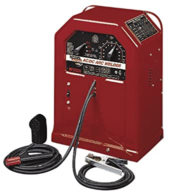 LINCOLN ELECTRIC CO K1297 AC Dc 225 125 Arc Welder