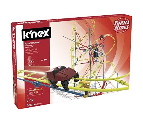 - K 'NEX-Roller Coaster, 305Pieces (K 'Nex 41210)