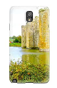 Christopher B. Kennedy's Shop 4901759K29658675 Fashion Tpu Case For Galaxy Note 3- Bodiam Castle Defender Case Cover