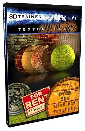 Amazon com: Textures Over 200 for Maya, Zbrush, 3D Studio