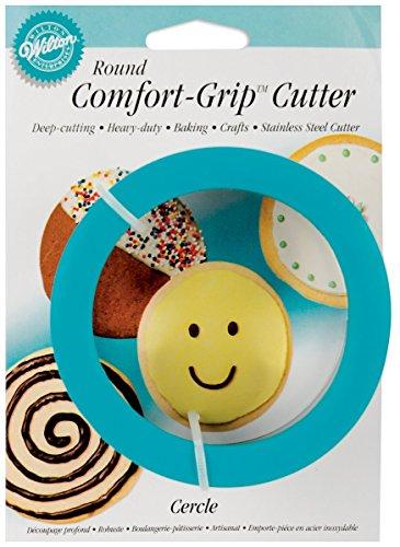 3 inch cookie cutter - 1