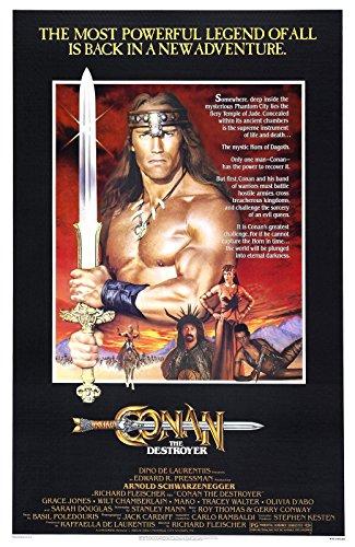 Conan the Destroyer (1984) Movie Poster 24