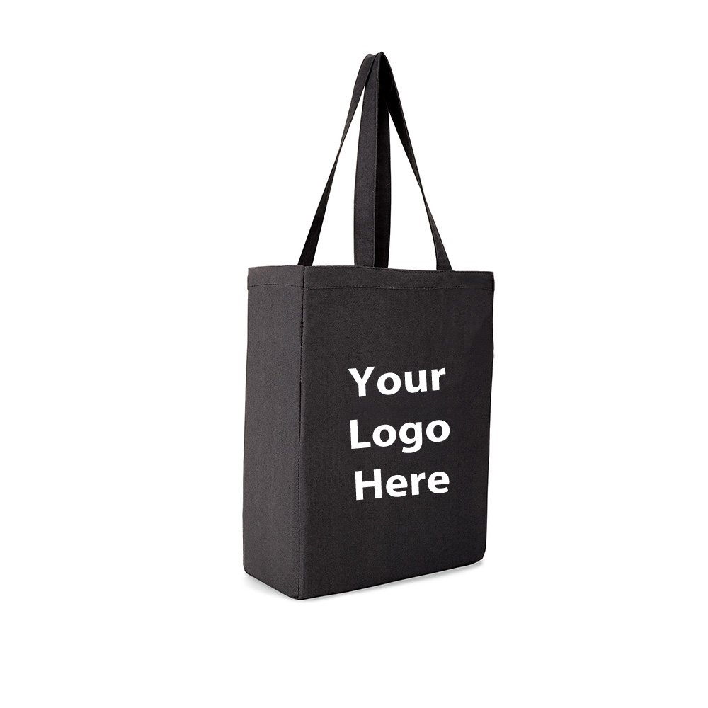All Purpose Tote - 50 Quantity - $11.95 Each - BRANDED / EMBROIDERED with YOUR LOGO / CUSTOMIZED by Sunrise Identity (Image #2)